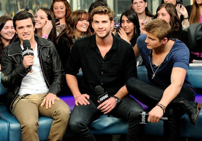 Liam Hemsworth youngest Hemsworth