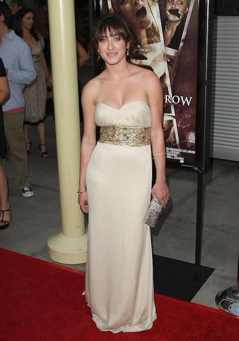 Margo Harshman at Summit Entertainment's premiere of Sorority Row in September 2009