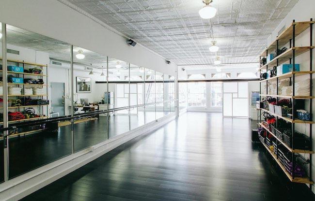 ModelFIT NY studio