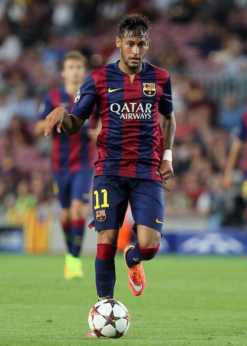 Neymar Jr. height