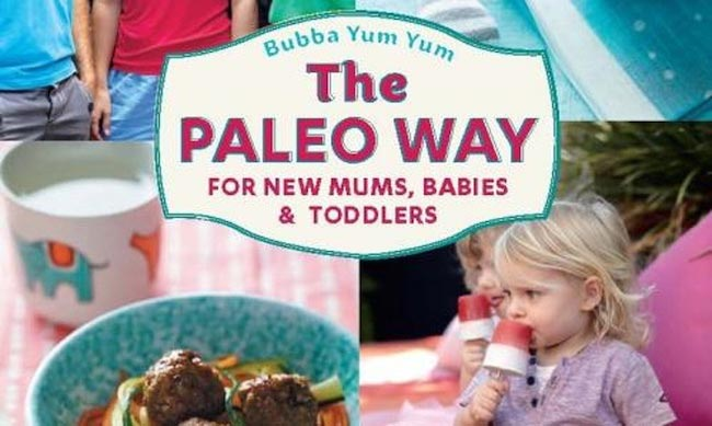 Pete Evans - Paleo for babies
