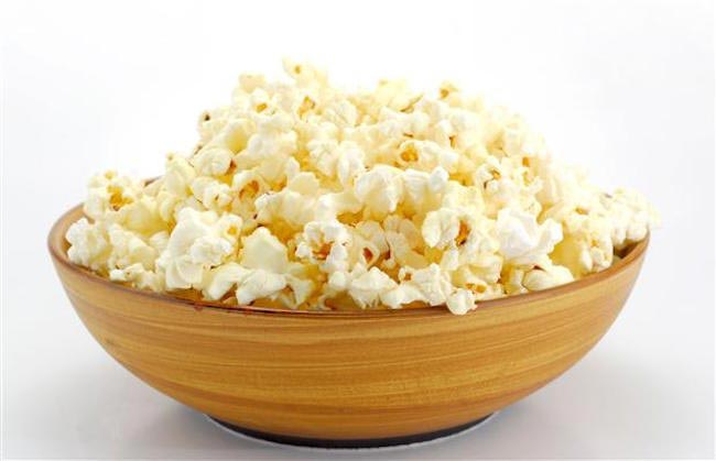 sugar popcorn calories