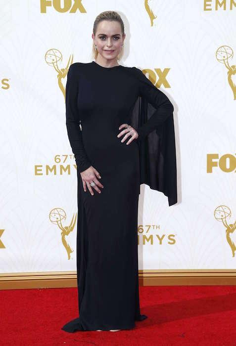 Taryn Manning at 2015 Emmy Awards