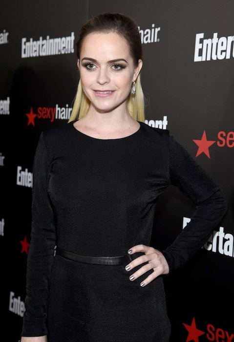 Taryn Manning at Entertainment Weekly's 2015 SAG Awards Nominees