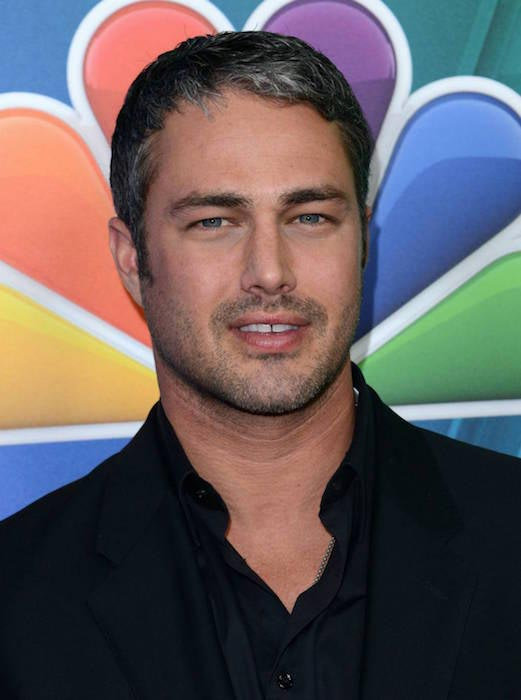Taylor Kinney at NBCUniversal's 2015 Winter TCA Tour Day 2