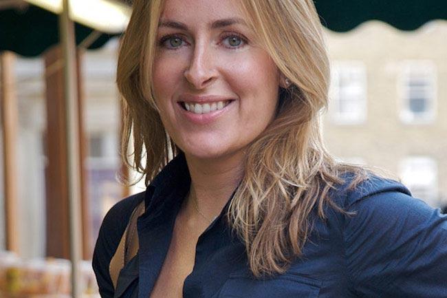 Celeb nutritionist, Amelia Freer