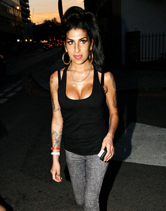 Amy winehouse tits pictures — img 1