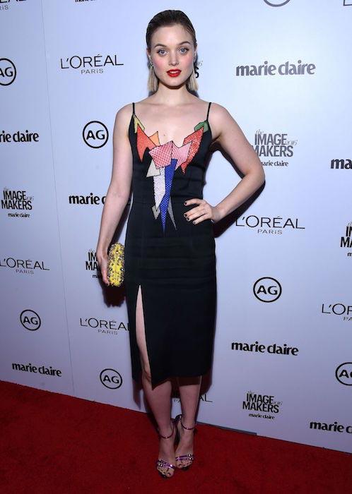 Bella Heathcote at 2016 Inaugural Image Maker Awards in Los Angeles