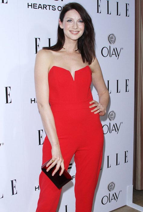 Caitriona Balfe at 2015 Elle Women in TV Event