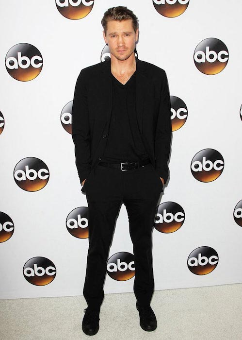 Chad Michael Murray at TCA Winter Press Tour 2015