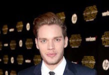 Dominic Sherwood - Featured Image