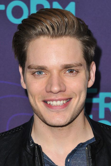 Dominic Sherwood at Disney / ABC 2016 Winter TCA Tour