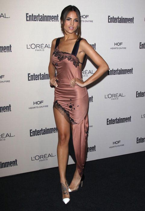 Eiza Gonzalez at 2015 Entertainment Weekly Pre-Emmy Party