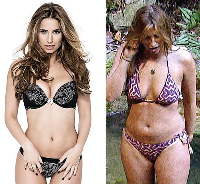 Ferne McCann controversial picture