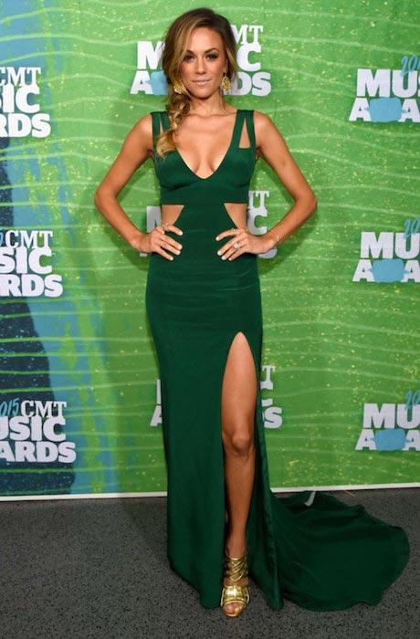 Jana Kramer at 2015 CMT Music Awards