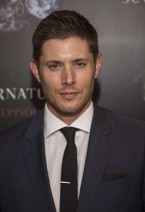 Jensen Ackles headshot