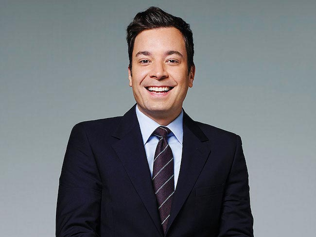 Jimmy Fallon headshot