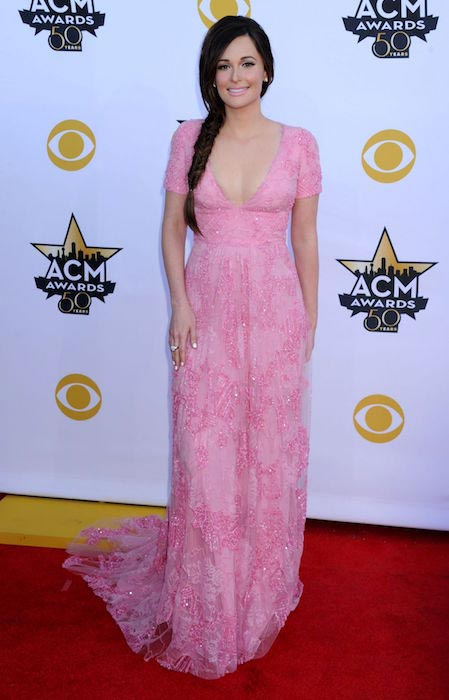 Kacey Musgraves at Academy of Country Music Awards 2015