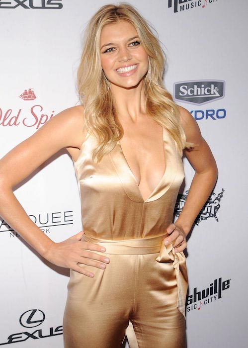 Kelly Rohrbach during 2015 Sports Illustrated Swimsuit Issue celebration in New York City