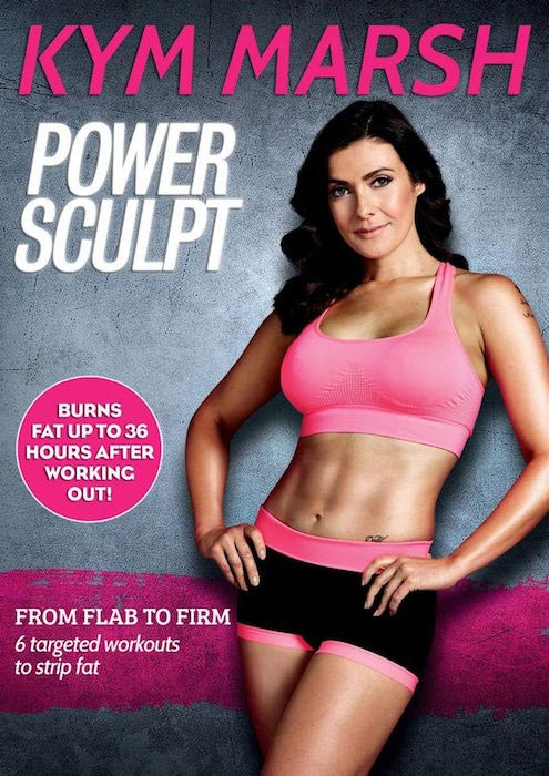Kym Marsh Power Sculpt DVD