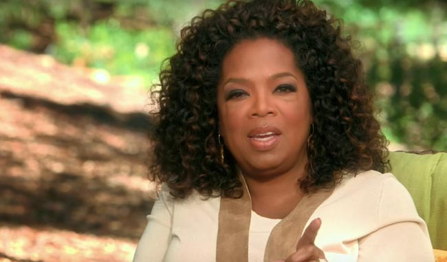 Oprah Winfrey's new Weight Watchers advert is seriously emotional