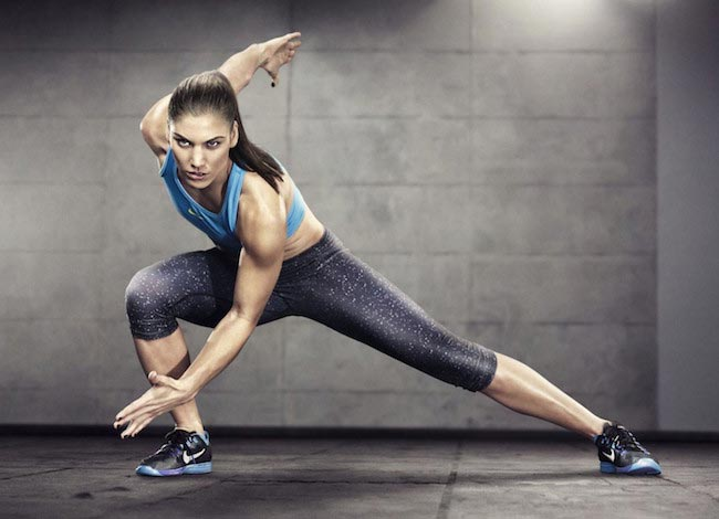 Physical Fitness woman