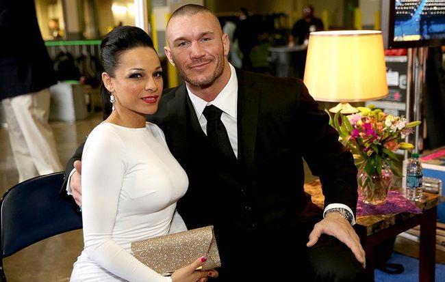 Randy Orton and Kimberly Kessler