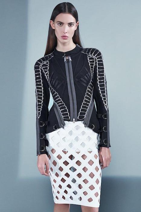 Ruby Aldridge fashion model