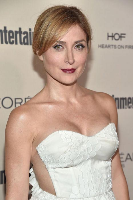 Sasha Alexander during 2015 Entertainment Weekly Pre-Emmy Party in West Hollywood
