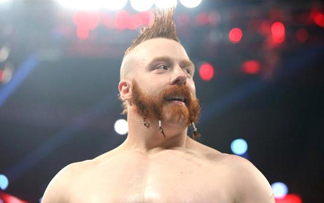 Sheamus wrestler headshot