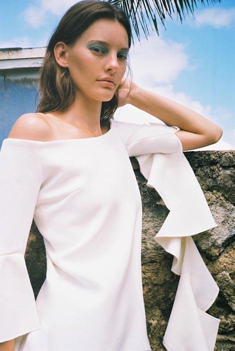 Amanda Murphy in Ellery's Resort 2016 campaign