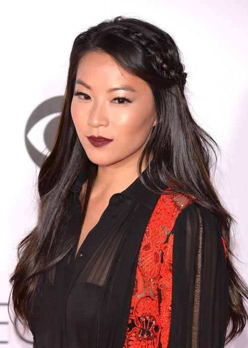 Arden Cho at 2016 People's Choice Awards