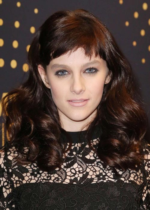 Aubrey Peeples at 2015 CMT Artists of the Year