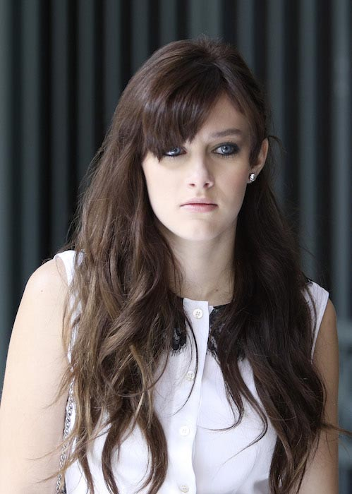 "Aubrey Peeples in the Nashville episode ""How Far Down Can I Go"""