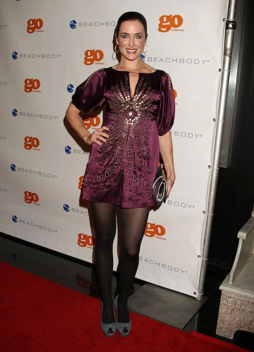 Danielle Bisutti at the 2nd Annual Go Go Gala in 2009