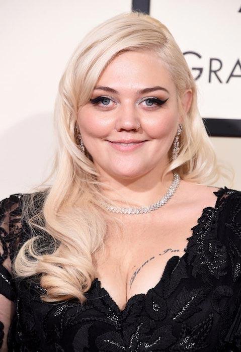 Elle King at 2016 Grammy Awards