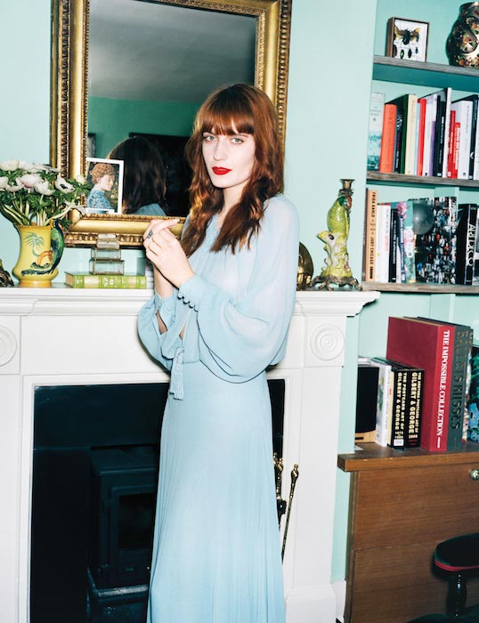 Florence Welch height