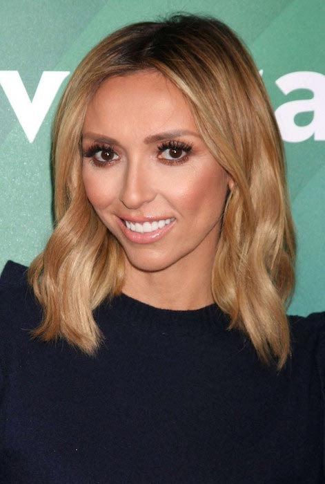 Giuliana Rancic at NBC Universal Winter Press Tour 2016