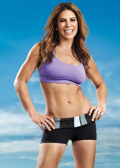 Jillian Michaels perfect abs