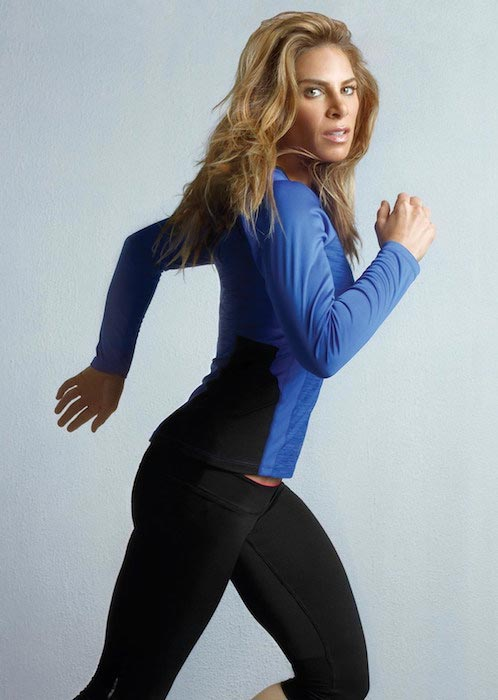 Jillian Michaels running