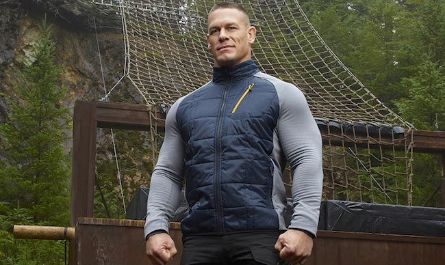 John Cena looking dapper