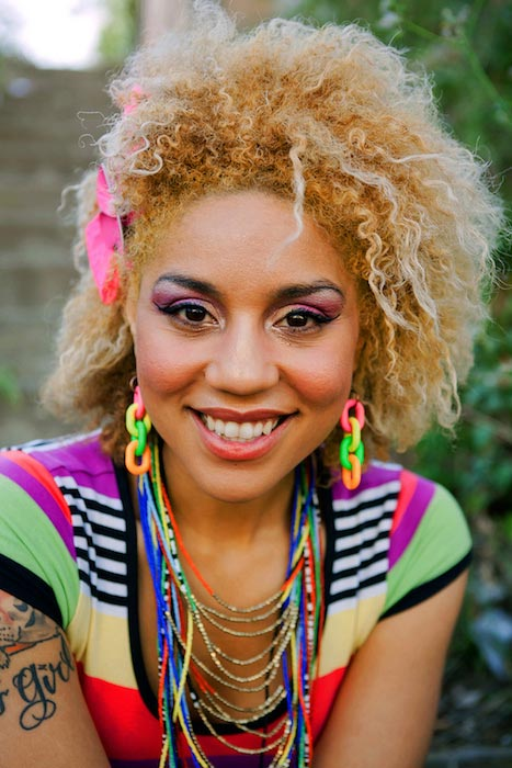 The 34-year old daughter of father (?) and mother(?) Joy Villa in 2021 photo. Joy Villa earned a  million dollar salary - leaving the net worth at  million in 2021