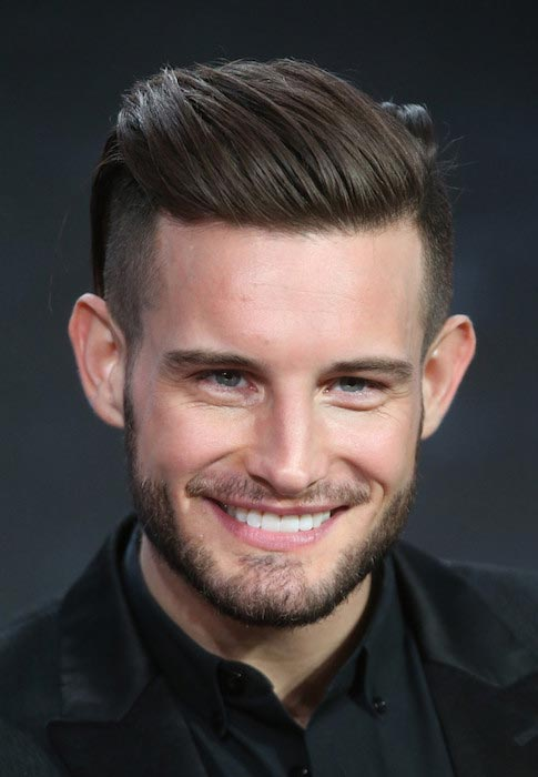 Nico Tortorella at 2016 Winter TCA Tour - Day 2
