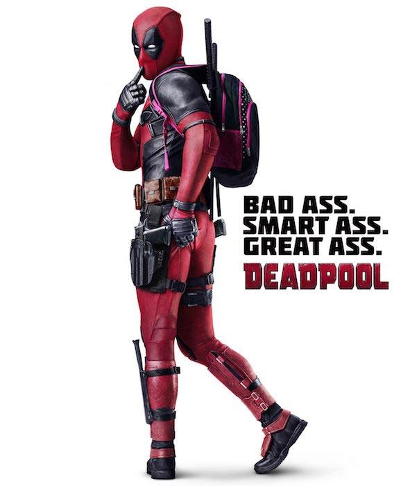 "Ryan Reynolds in ""Deadpool"""