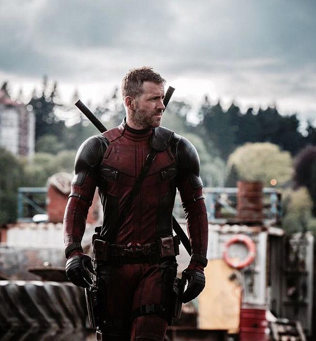 "Ryan Reynolds as seen in ""Deadpool"""