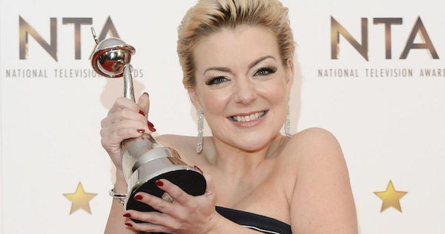 Sheridan Smith at National Television Awards 2015