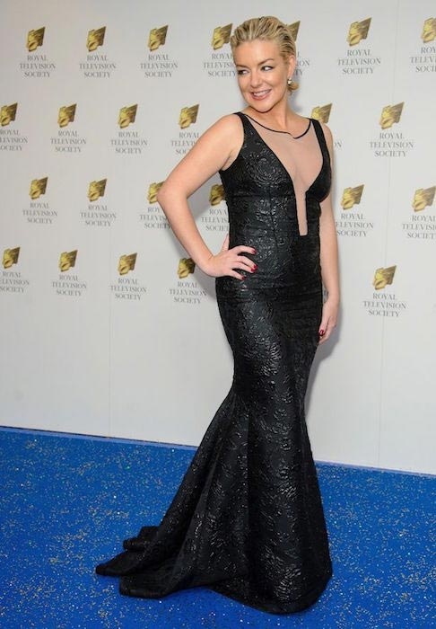 Sheridan Smith at the 2015 Royal Television Society Programme Awards