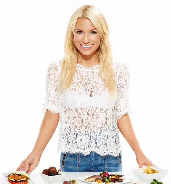 Tracy Anderson food