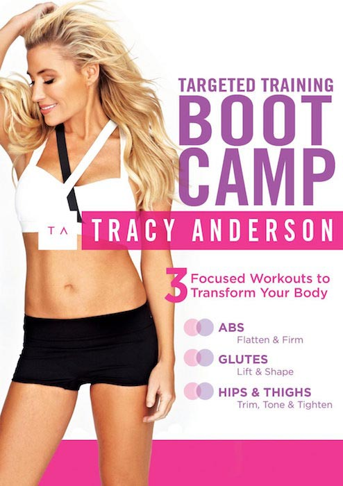 Tracy Anderson's new book