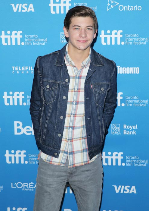 Tye Sheridan at Toronto International Film Festival
